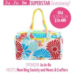 Enter : Ju-Ju-Be Superstar Giveaway