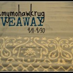 Enter :  Mohawk Rug Giveaway ($150 Value) #ilovemymohawkrug
