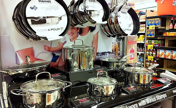 Make Memories with SaveMart & Thomas Cook & Pour Cookware #SaveMartMakeMemories