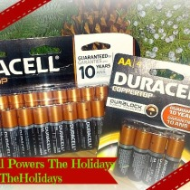 Duracell Powers the Holidays