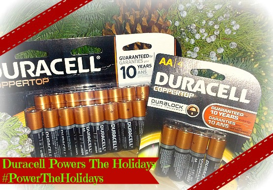 Duracell Powers The Holidays #PowerTheHolidays