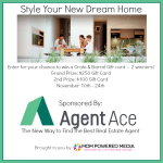 Enter : Agent Ace Crate & Barrel GC Giveaway