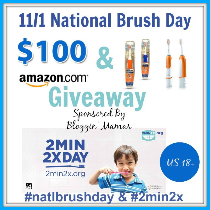 national brush day giveaway