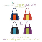 Enter : One Odd Bird Leather Bag Giveaway