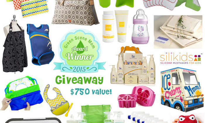 Enter : Winter Awards Giveaway