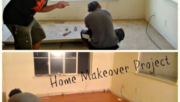 Home Makeover Project