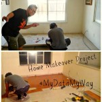 Savings and Home Makeover Project #MyDataMyWay