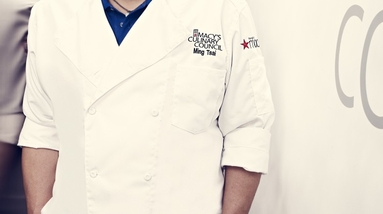 You're Invited! Macy's Culinary Council Cooking Demo with Chef Ming Tsai and Carolyn Jung on 5/21
