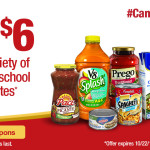 Back to School and Savings #CampbellSavings