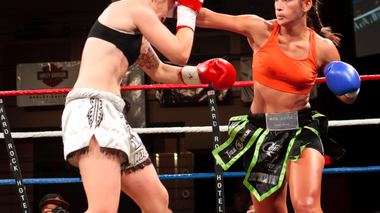 Muay Thai for Physical and Mental Health in Women