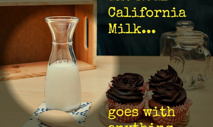 The Real California Milk and The Great American Milk Drive