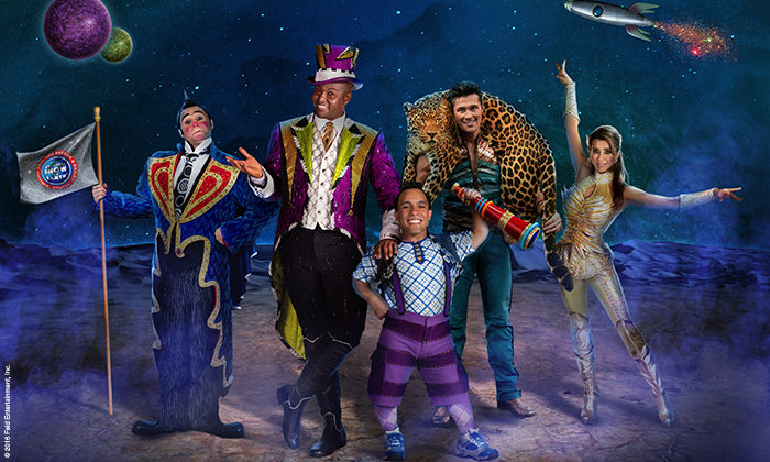 Ringling Bros. and Barnum & Bailey® Presents Out Of This World™