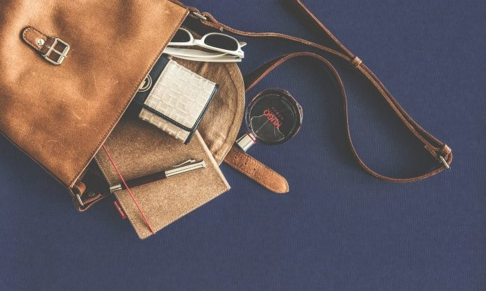 Life Hack: How To Solve Just About Any Problem From Your Handbag