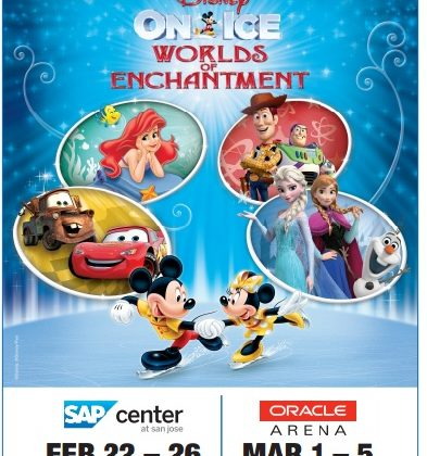 "Disney On Ice Presents ""Worlds of Enchantment"""