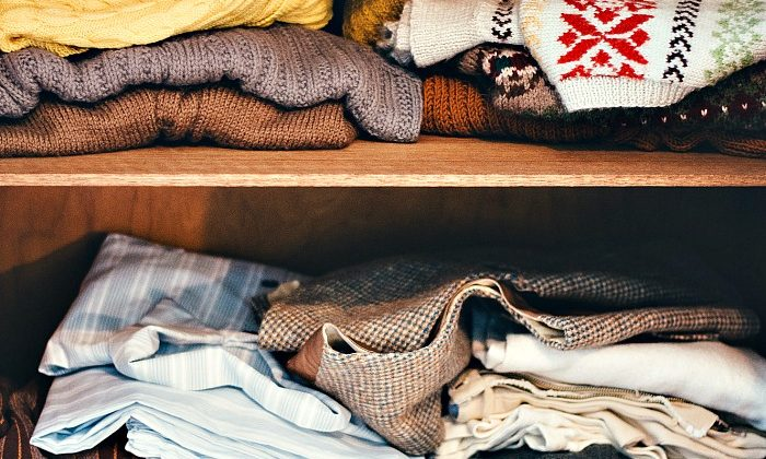 Redesign Your Closet Ready For Next Season