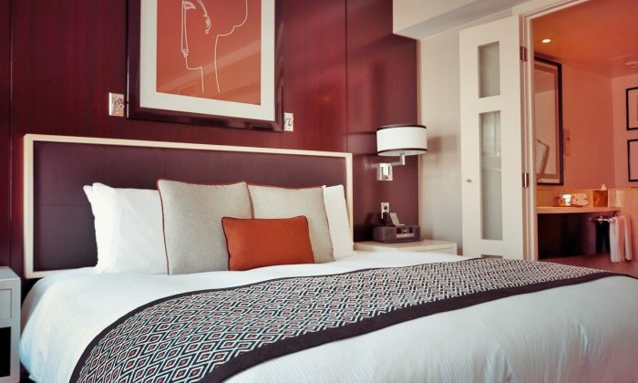 Introducing Your Bedroom: Hotel Style
